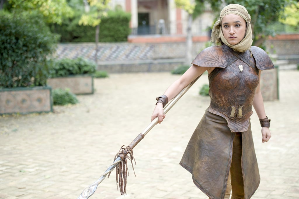 The sand snakes were ready to fight over princess Myrcella.