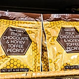 Trader Joe's Milk Chocolate & Honey Toffee Pecans ($3)