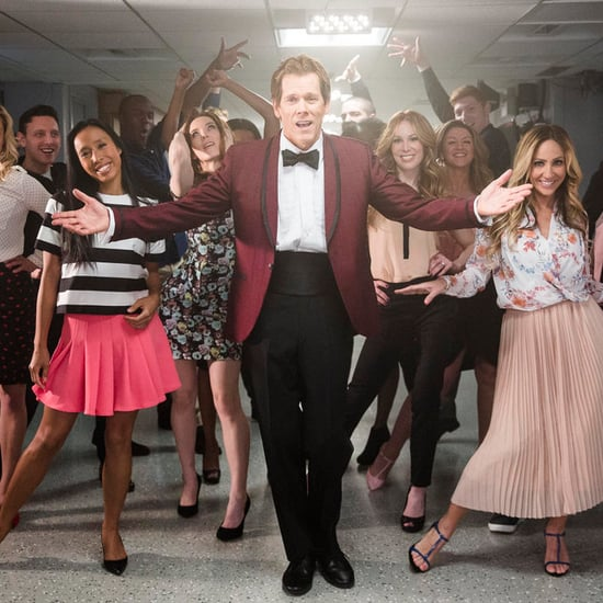 Kevin Bacon Reenacting Footloose Dance on The Tonight Show
