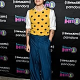 Harry Styles Performs at SiriusXM Show in NYC | Video