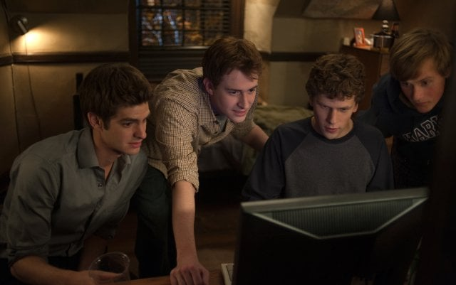 The Social Network Movie Review Starring Jesse Eisenberg, Andrew Garfield and Justin Timberlake