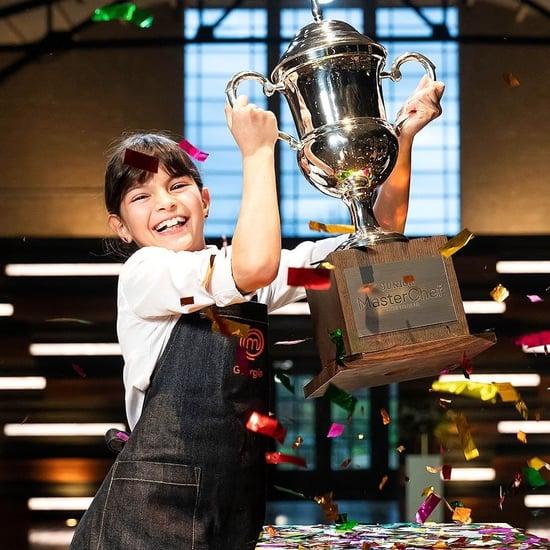 Georgia Wins Junior MasterChef 2020