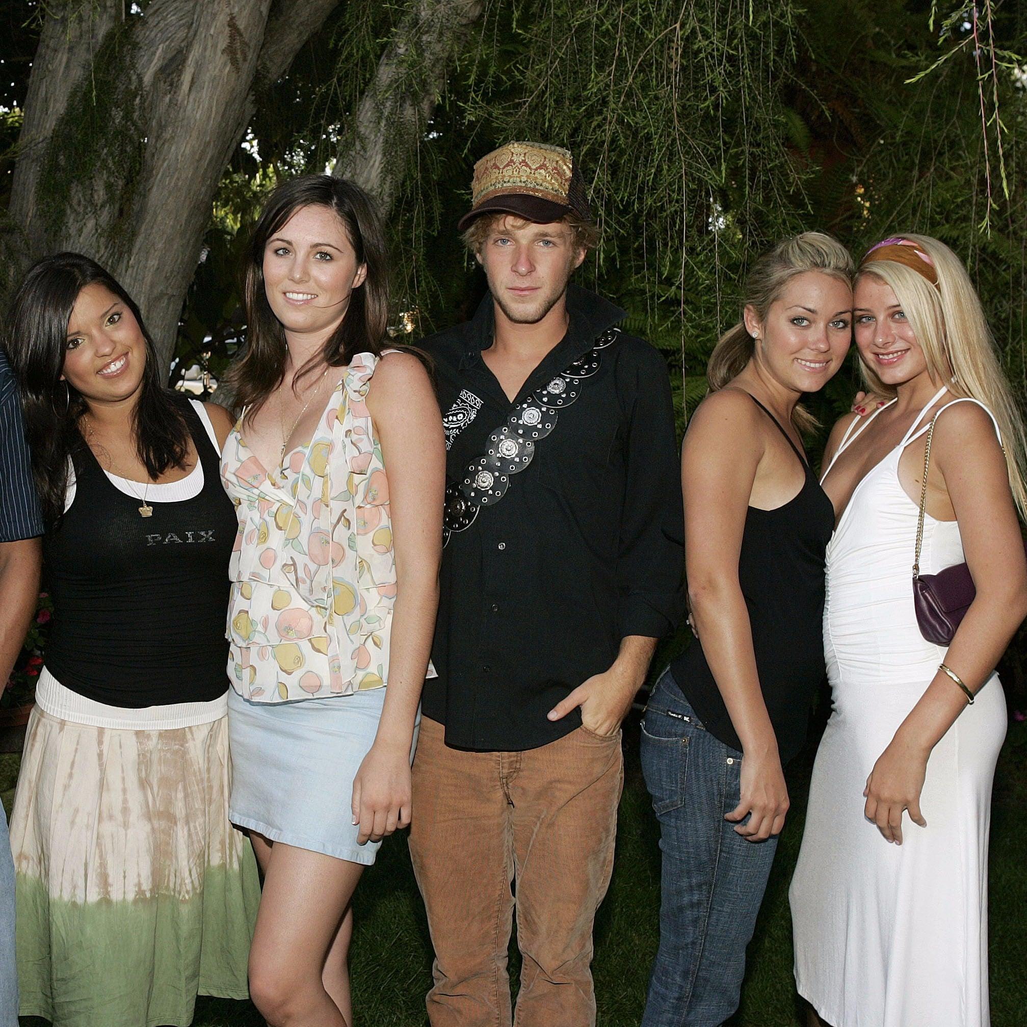 Laguna Beach Stars With Kids Popsugar Celebrity