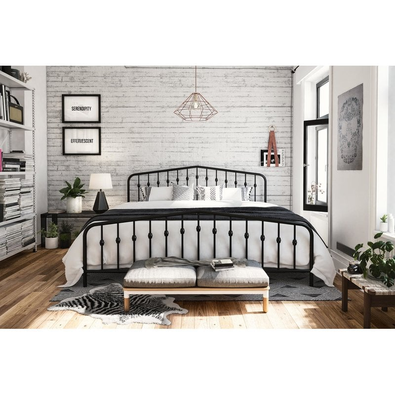 Bushwick Platform Bed