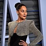 Tracee Ellis Ross Balmain Dress at Oscars Afterparty 2018