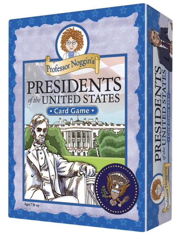 Professor Noggin's Presidents of the United States