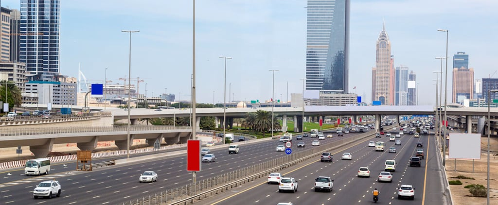Here Are The 5 Most Dangerous Roads in Dubai