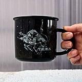 Stargazer Taurus Astrology Camp Mug