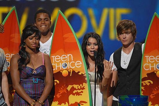 2007 Teen Choice Awards: Announcing the Winners!