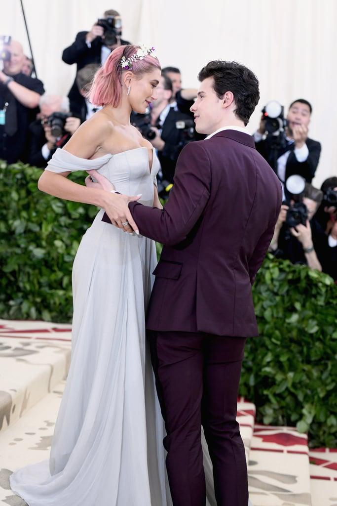 Shawn Mendes and Hailey Baldwin