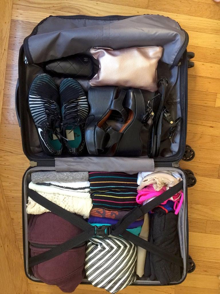 Pack the KonMari Way