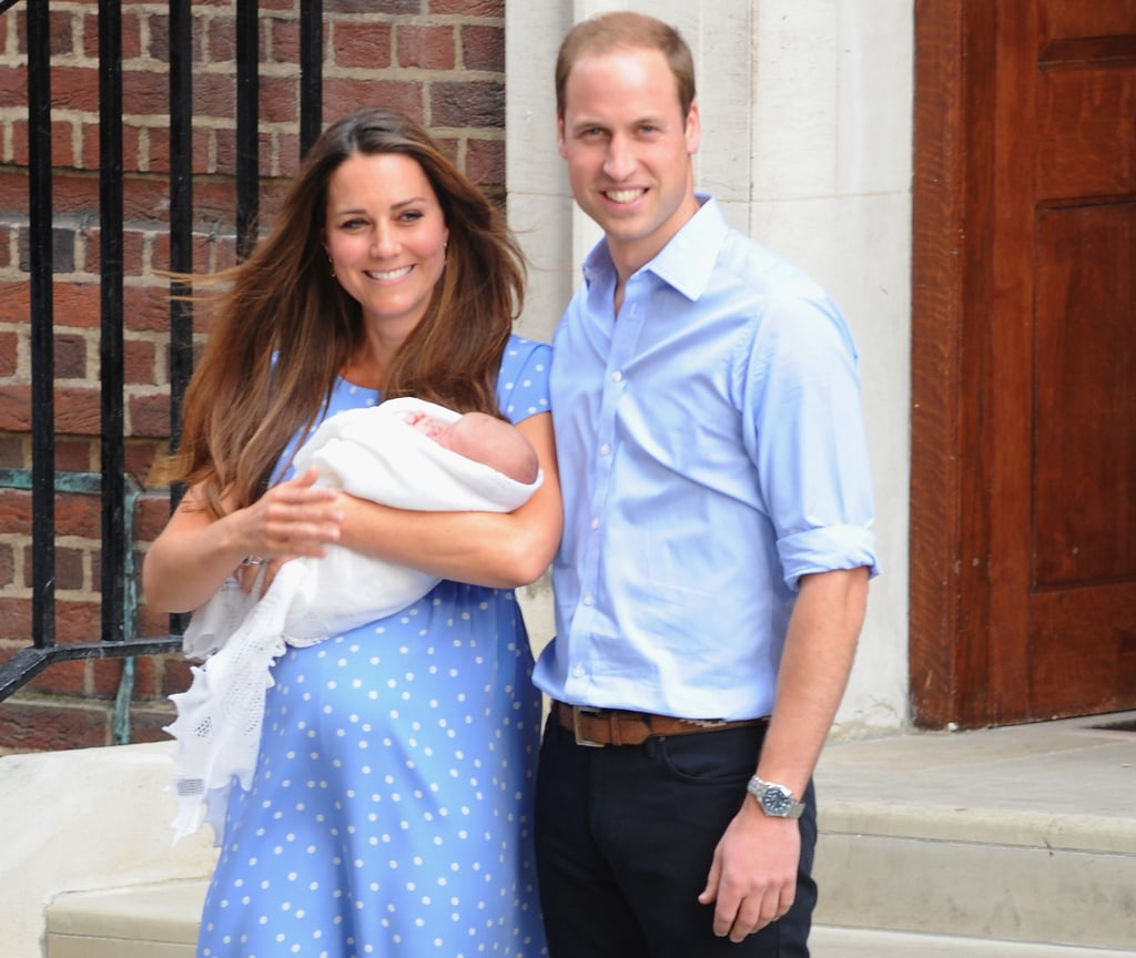 The Duke and Duchess of Cambridge's Top Baby Names and What They Mean