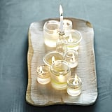 Olive Oil Lights