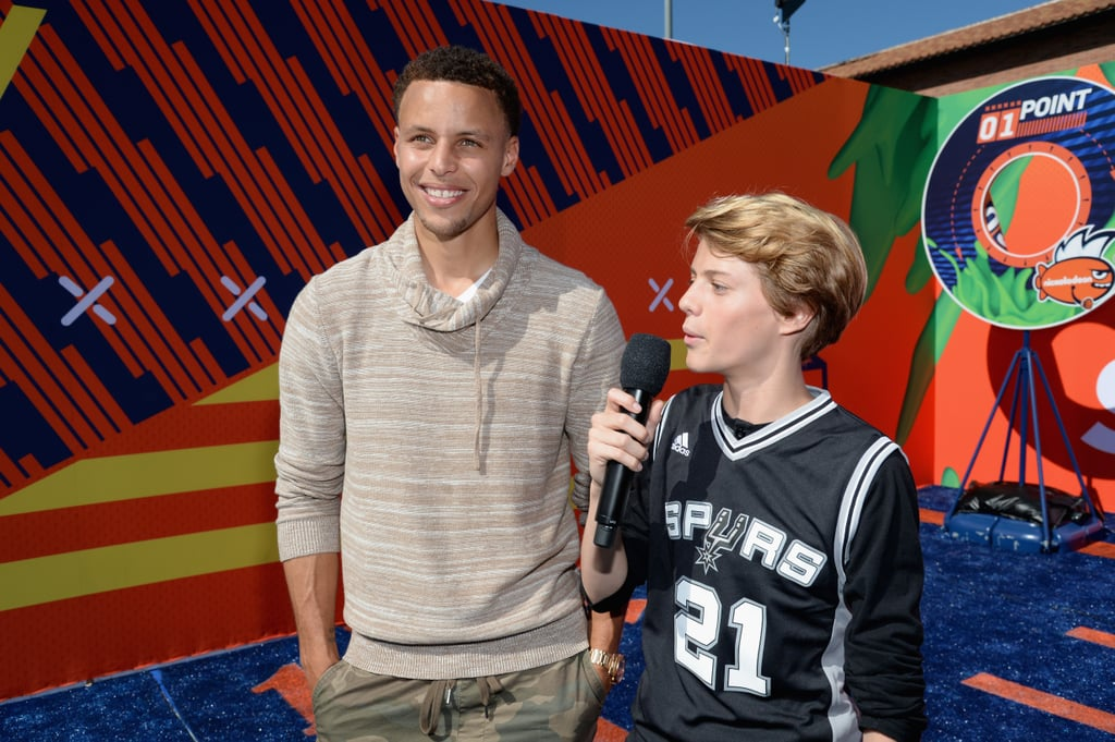 Sexy Pictures of Stephen Curry | POPSUGAR Celebrity