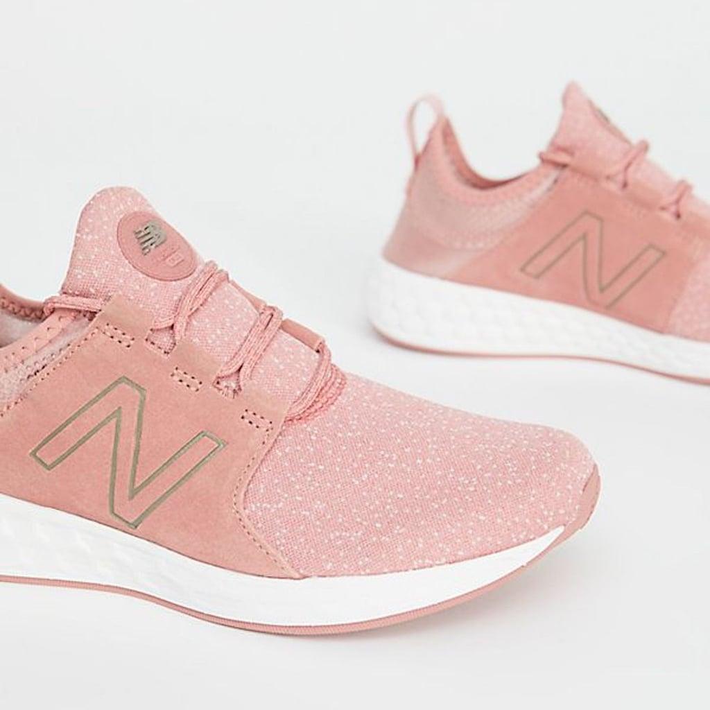 Pink New Balance Cruz Sneakers