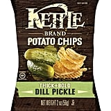 Kettle Brand Thick + Bold Dill Pickle Chips