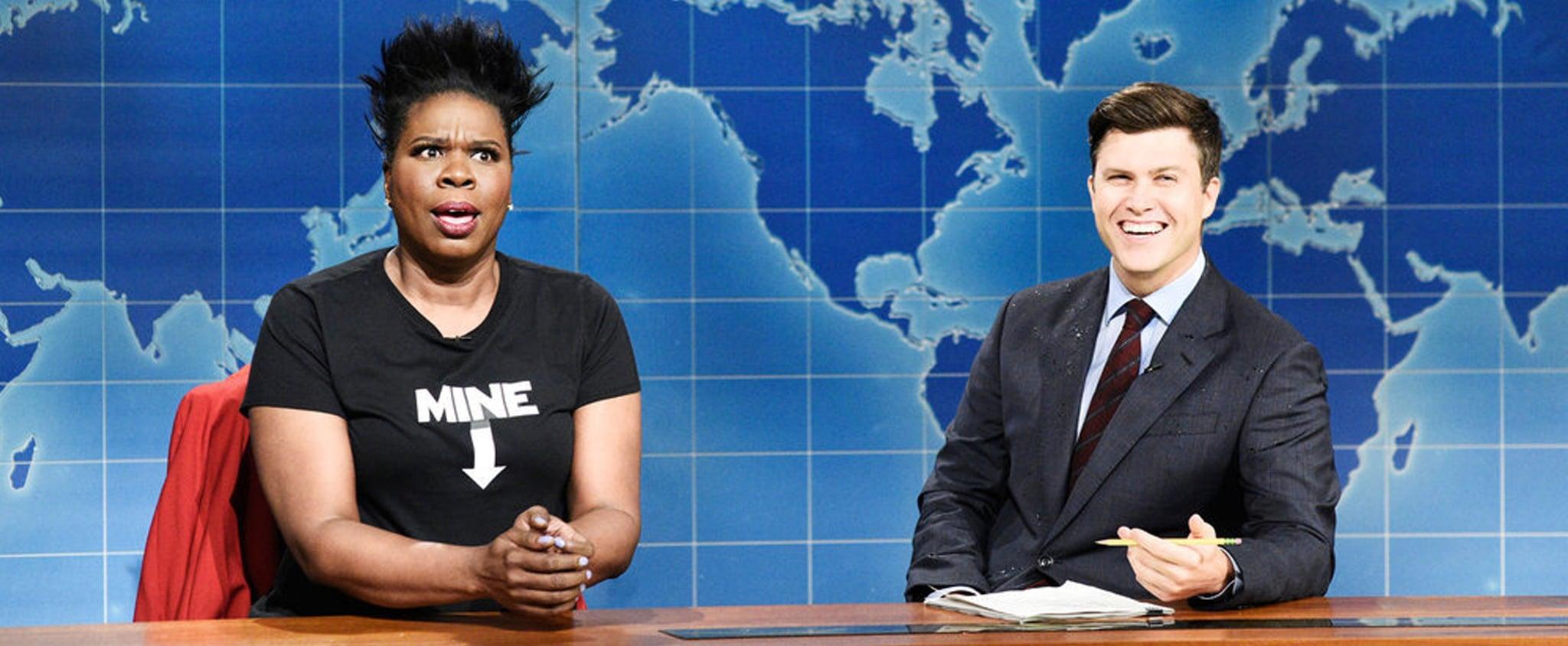 Leslie Jones Talks Alabama Abortion Ban on SNL May 2019