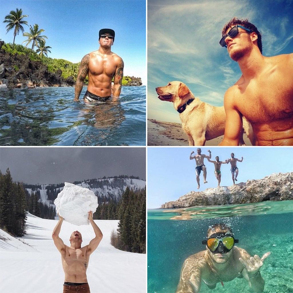Men of Outdoors Instagram
