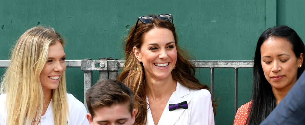 Kate Middleton Uses Clarins Instant Lip Perfector