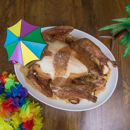 Tan-Line Turkey