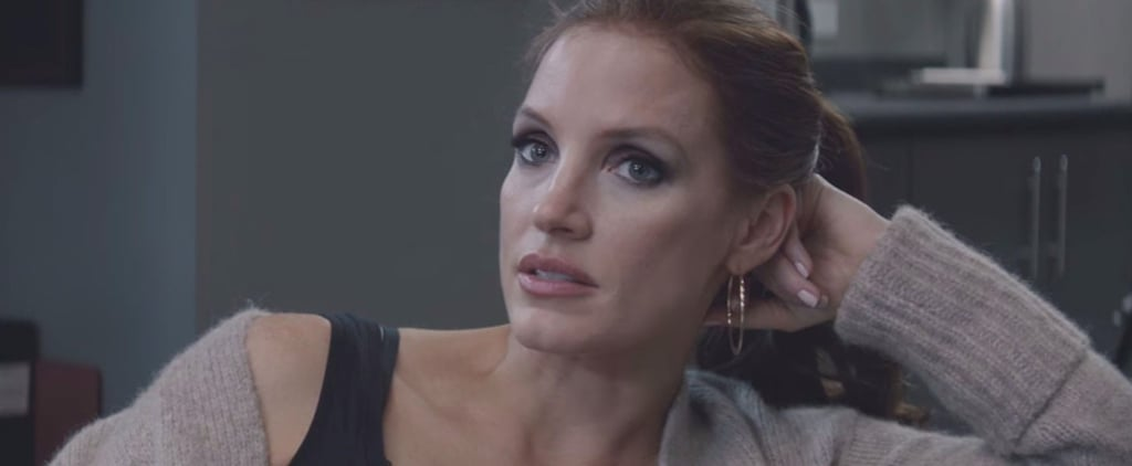"Jessica Chastain Stars as Hollywood's Infamous ""Poker Princess"" in Molly's Game"