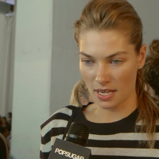 What Really Goes Through a Model's Mind on the Runway?