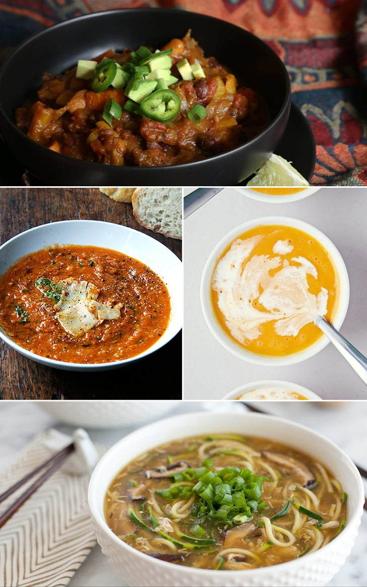 13 Meatless Soups to Start Your Week Off Right