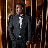 Chris Rock at the Met Gala Afterparty