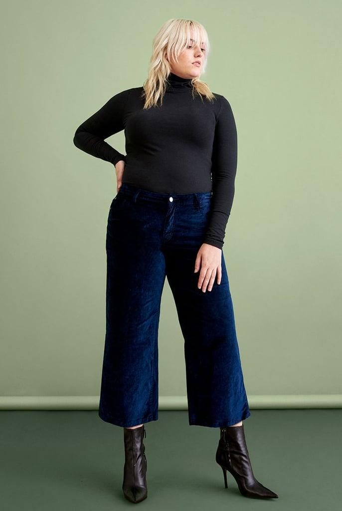 Warp + Weft ICN Wide Leg Jeans