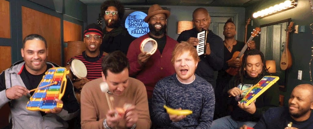 "Ed Sheeran's ""Shape of You"" With Classroom Instruments"
