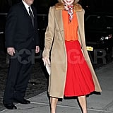 """Anna Wintour attended """"Runway to Win."""""""