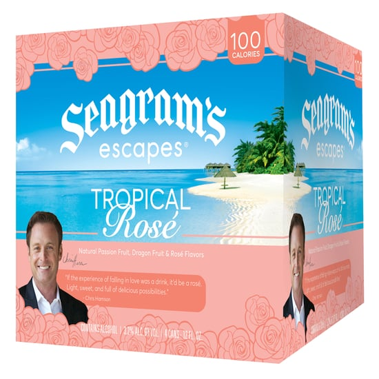 Chris Harrison Launched a Canned Rosé With Seagram's Escapes