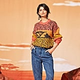 The Lion King Sweater For Women by Minkpink