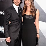 In 2012, they hit the red carpet circuit again for The Dark Knight Rises, linking up for the premiere in NYC.