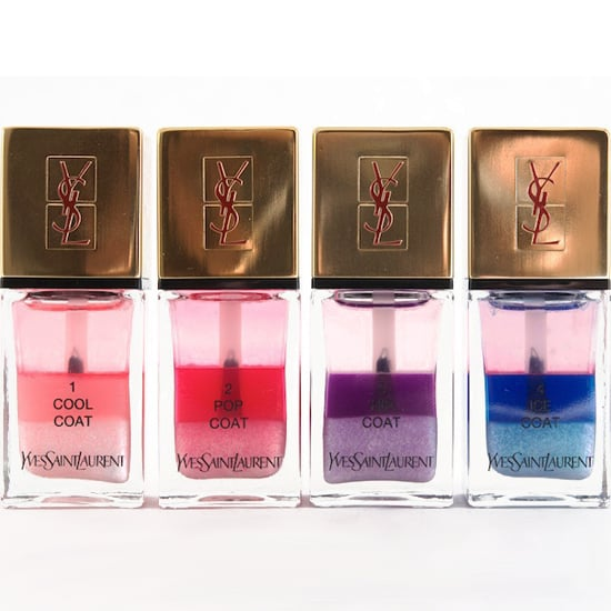 YSL's Innovative Tie & Dye Nail Varnishes for Summer