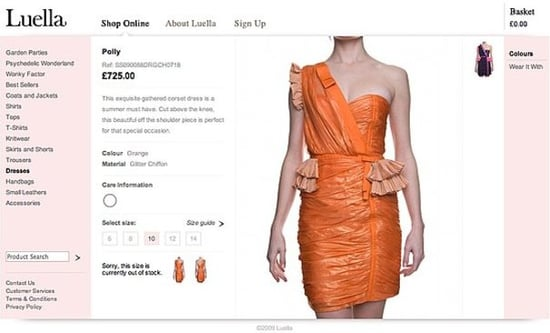 Luella Relaunches Website, Goes E-Commerce