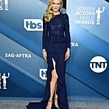 Nicole Kidman at the 2020 SAG Awards