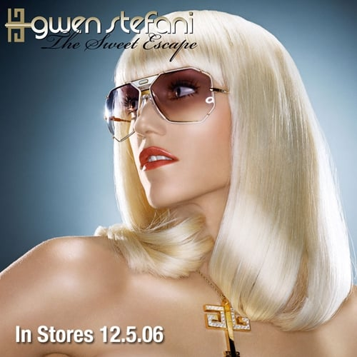 CD Review: Gwen Stefani, The Sweet Escape