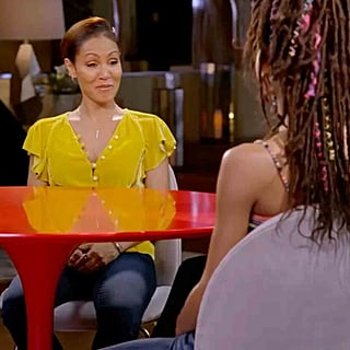 Jada Pinkett Smith Talks to Willow About Sex