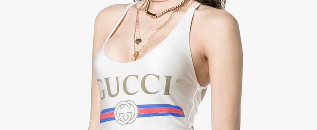 Gucci Bathing Suits 2018