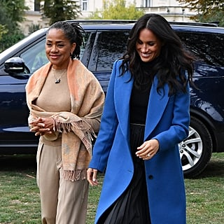 Doria Ragland's Reaction to Meghan Markle's Cookbook