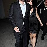Jennifer and Ben Dress Up For Obama