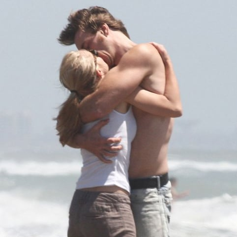 Celebrity PDA in the Summer