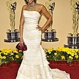 Taraji P. Henson at the 2009 Academy Awards