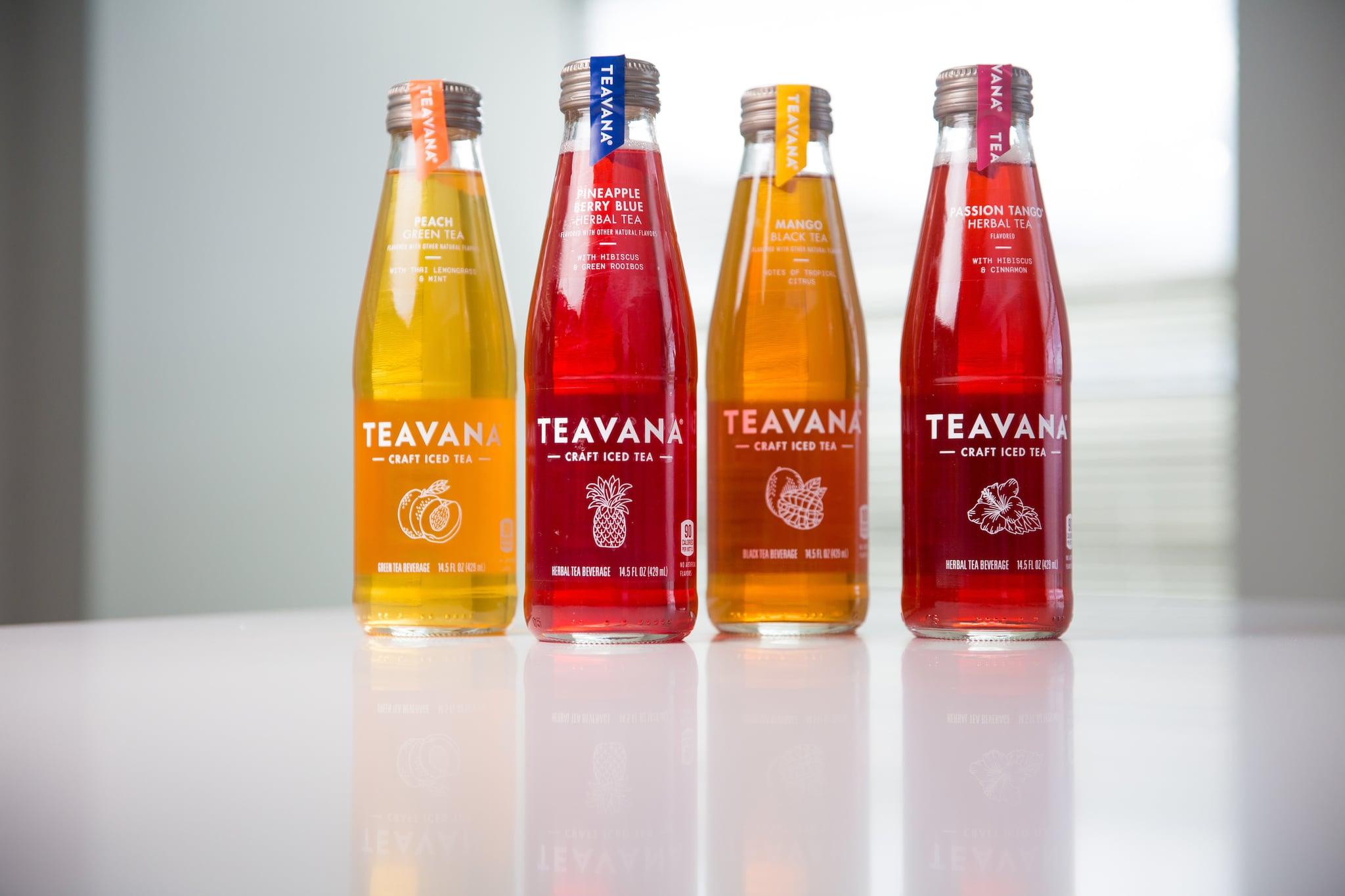 Starbucks Bottled Teavana Teas | POPSUGAR Food