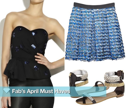Fab's April Must Haves