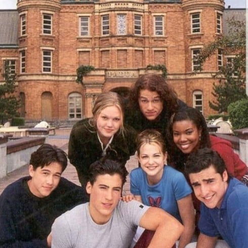 Gabrielle Union's 10 Things I Hate About You Throwback Photo