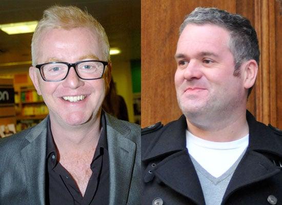 Photos of Chris Moyles and Chris Evans Breakfast Radio DJs Poll