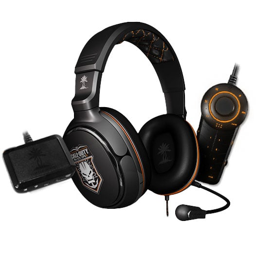 Call of Duty: Black Ops II Ear Force Sierra Headset