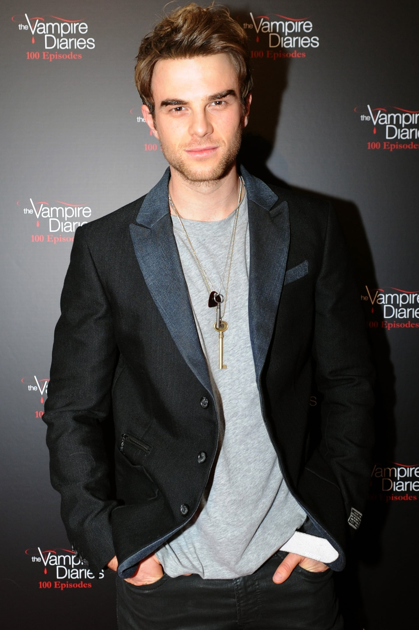 "Nathaniel Buzolic will play David Hayden, ""a shapeshifter from one of the ruling monster families who's been living as a human, having given up the monster life years ago."" If he looks familiar, it's because he's Kol from The Vampire Diaries!"